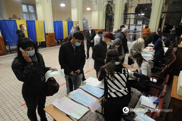 Когда будут известны результаты выборов в Киеве: в ТИК назвали сроки