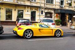 В Украине засняли редчайший Porsche за 1 млн долларов