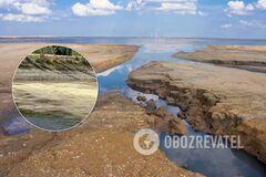 Крым за 30 лет может лишиться озер