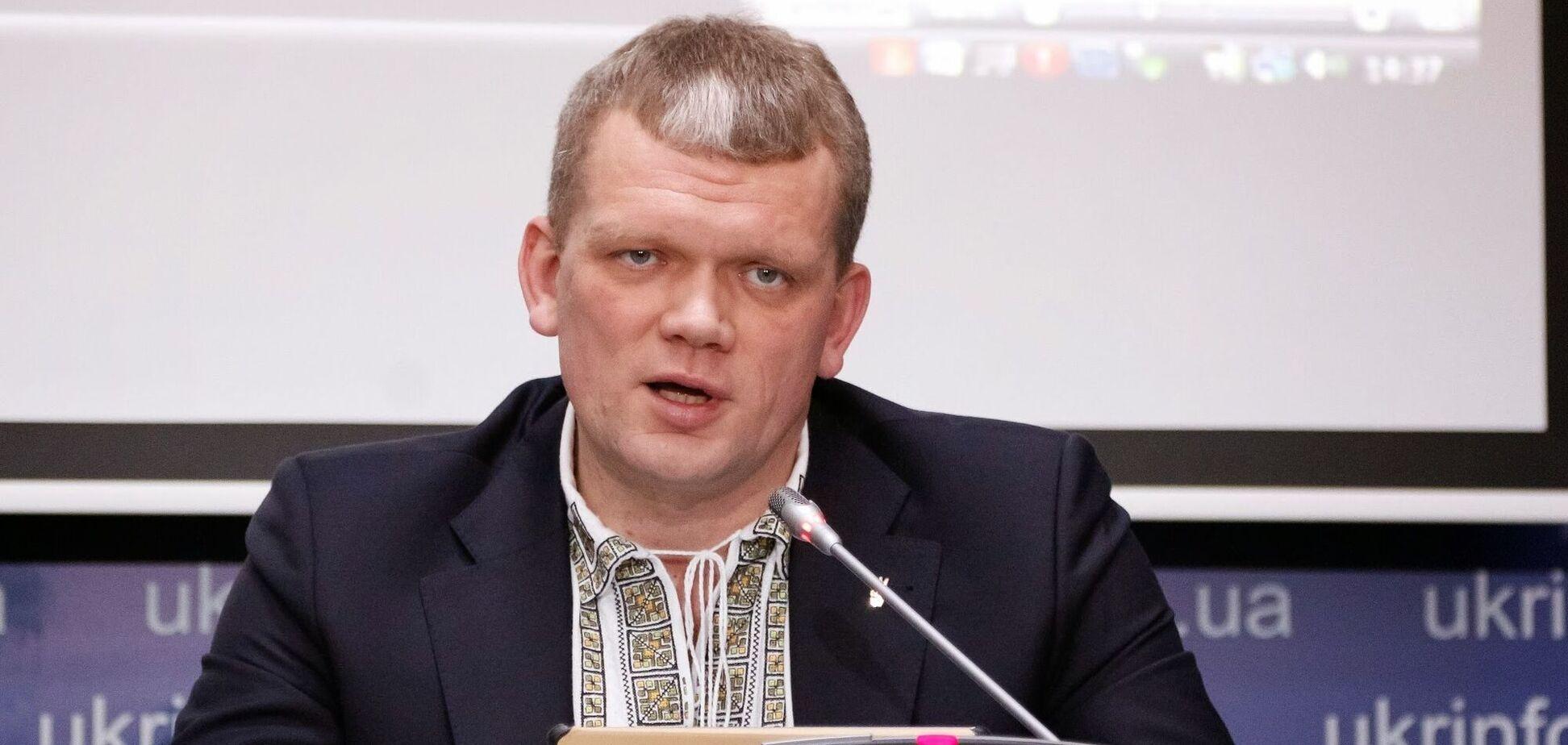 На Харьковщине неизвестные избили Игоря Швайку