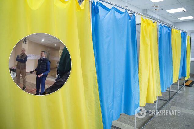 В Одессе кандидат в депутаты поскандалил с УИК