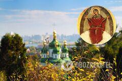 Икона 'Спорительница хлебов' была написана по благословению святого Амвросия Оптинского