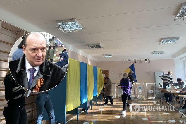 Струк лидирует на выборах мэра Кременной