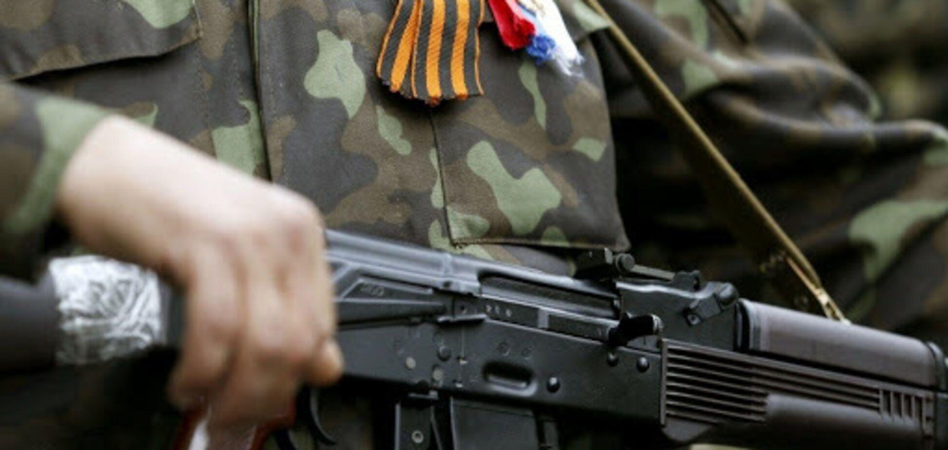 На Луганщине СБУ задержала российского террориста