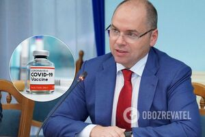 Степанов розповів, кого в Україні вакцинують безкоштовно