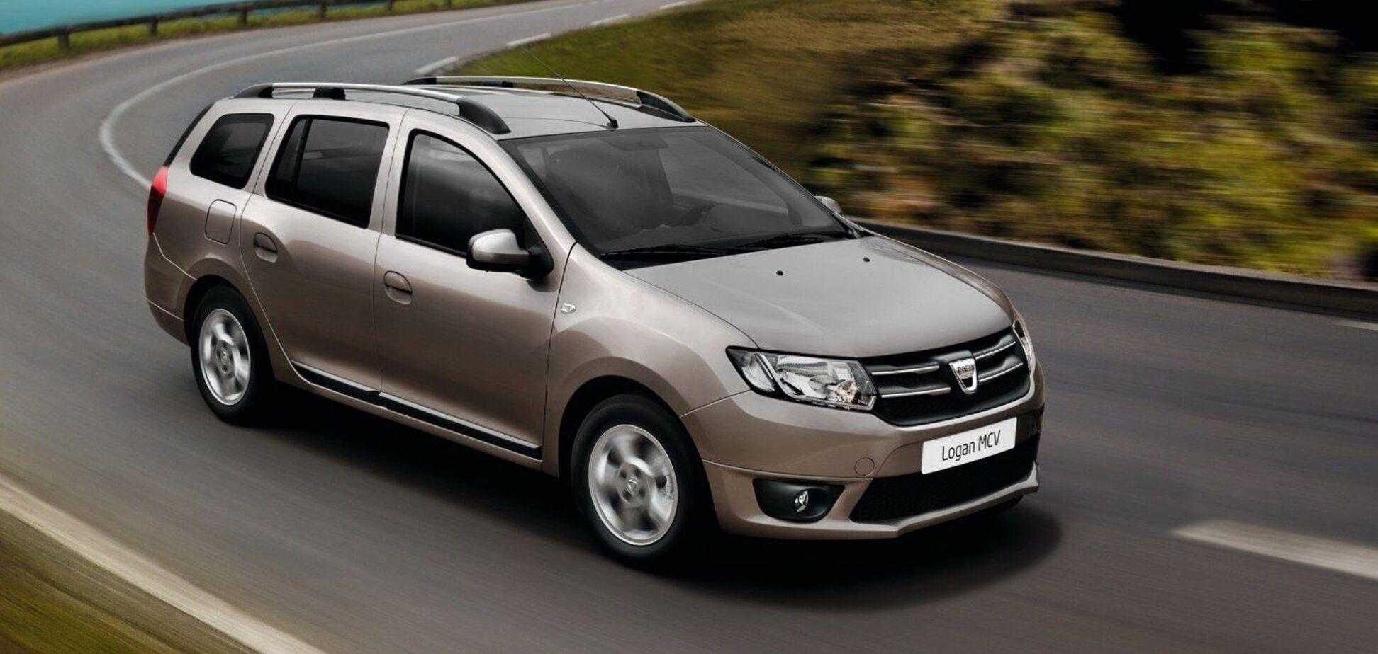 Renault отказалась от самого практичного 'Логана': его снимут с производства