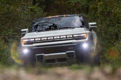 Американцы не собирались делать электрический Hummer: это вышло случайно