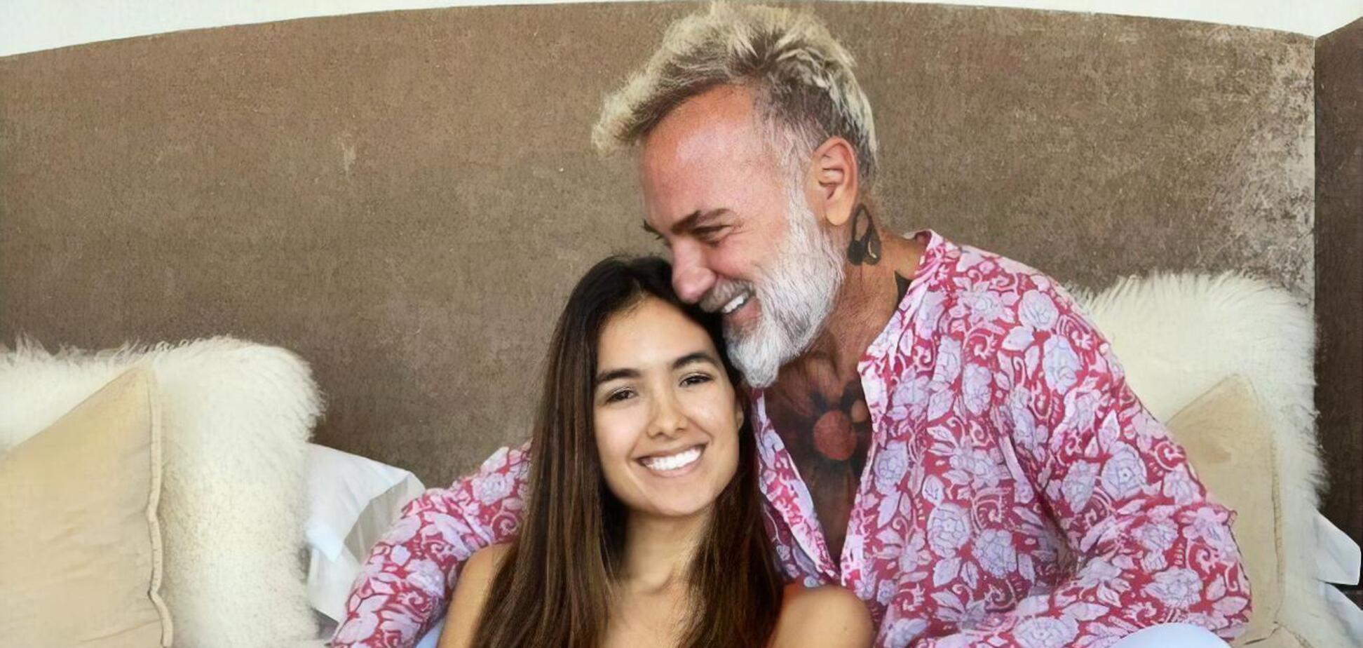 53-річний 'Мільйонер, що танцює' Джанлука Ваккі вперше став батьком