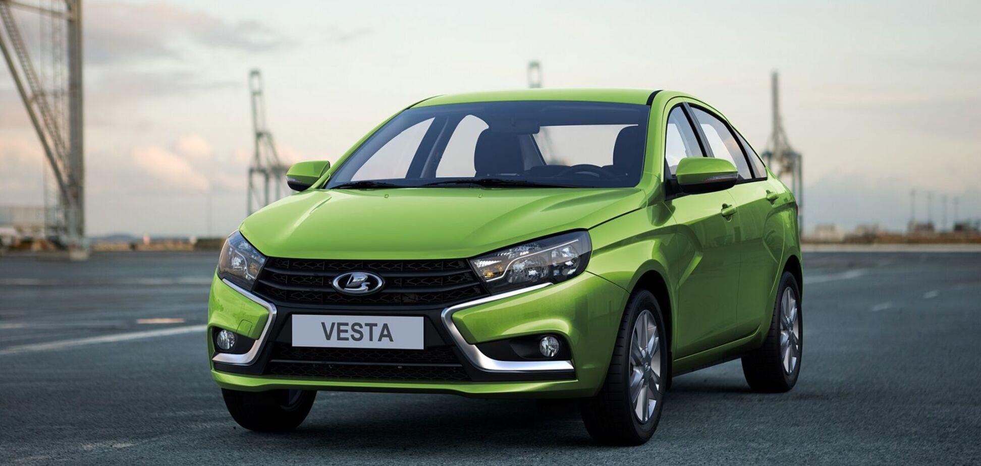 Стало відомо, скільки нових автомобілів Lada купили українці