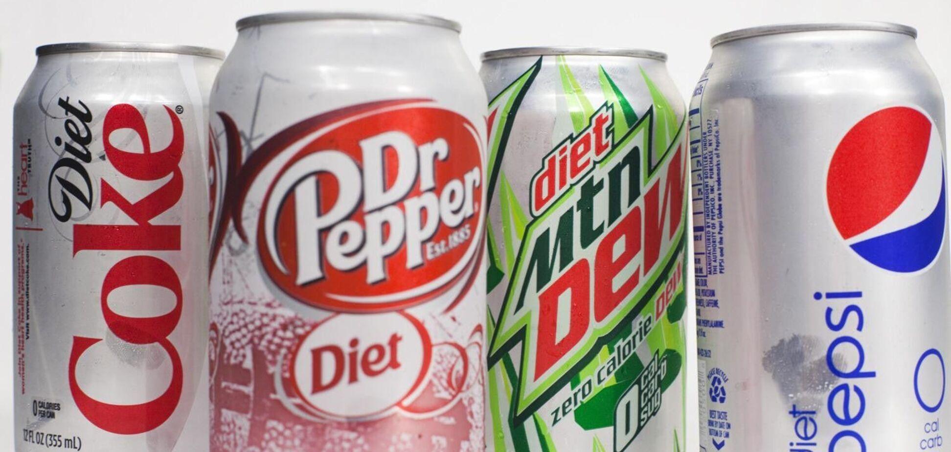'Диетические' напитки без сахара увеличивают риск заболеваний сердца – исследование