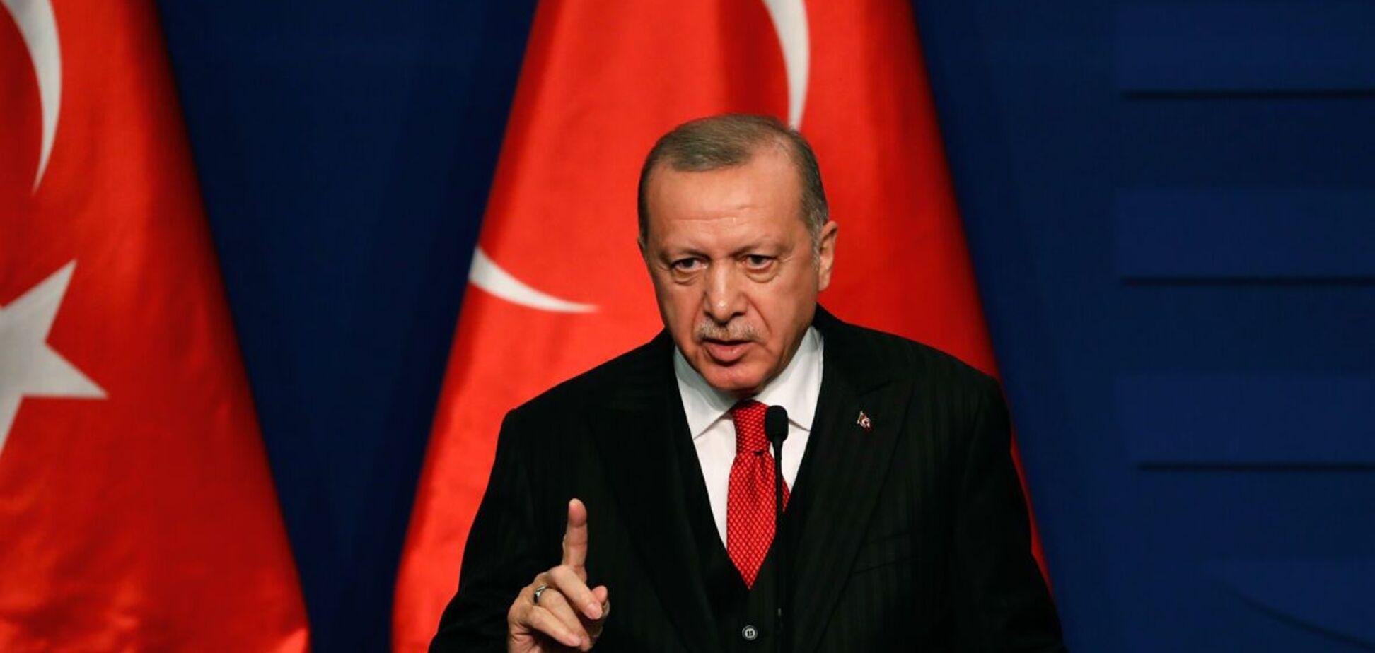 Реджепу Тайипу Эрдогану российское СМИ приписало выдуманные слова о Крыме