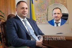 Ермак поддержал кандидатуру Татарова