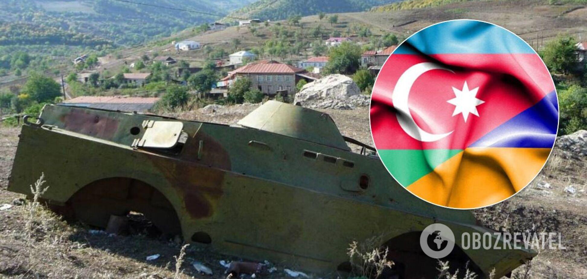 Конфликт Азербайджана и Армении