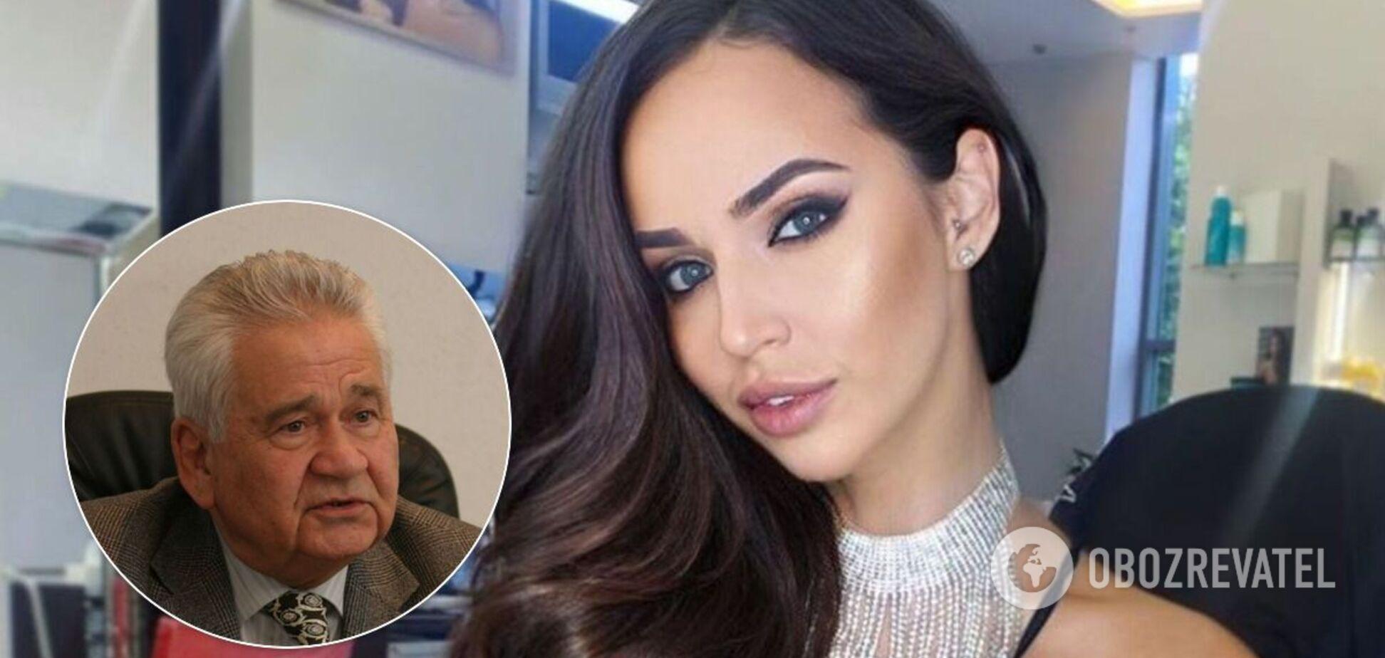Маша Фокіна заступилася за дідуся і порадила ЗМІ 'підбирати слова'