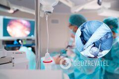 Во Львове 56-летней женщине удалили полуторакилограммовую кисту с паразитами. Фото