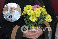 В Днепре попрощались с 90-летней бабушкой Лю, которая помогала воинам. Фото