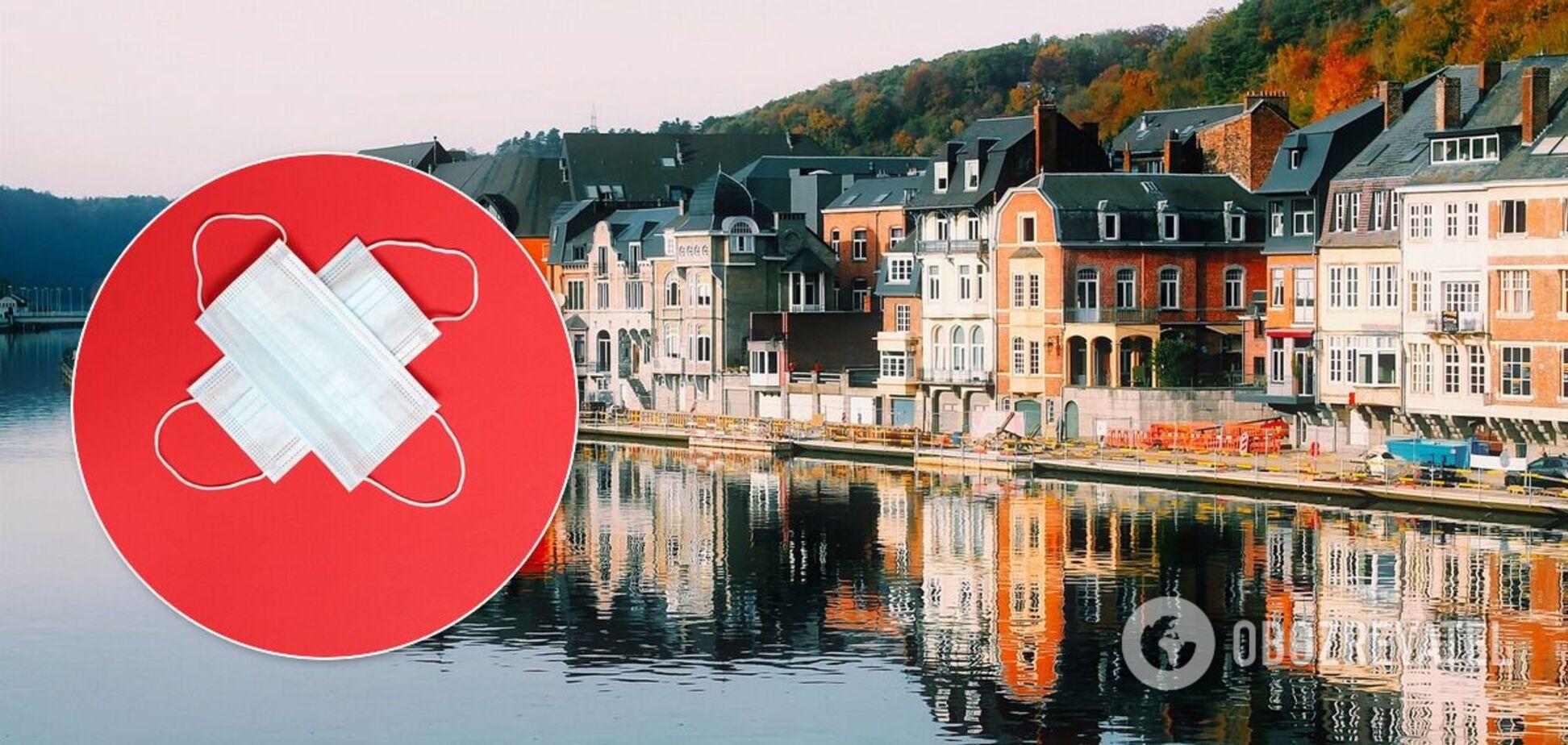 В Бельгии зафиксирован самый высокий уровень распространения коронавируса