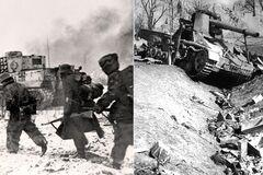 27 октября 1944 года был освобожден Ужгород, а 28 октября советские войска вышли на современную границу Украины