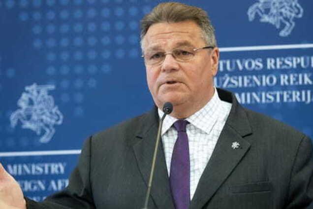 Україна стає схожою на країни, де опозицію саджають до в'язниці, – глава МЗС Литви