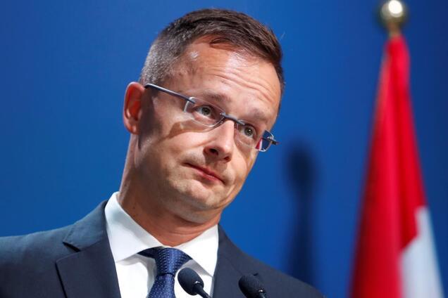 Петер Сийярто выдвинул Украине претензии из-за высылки венгерских чиновников
