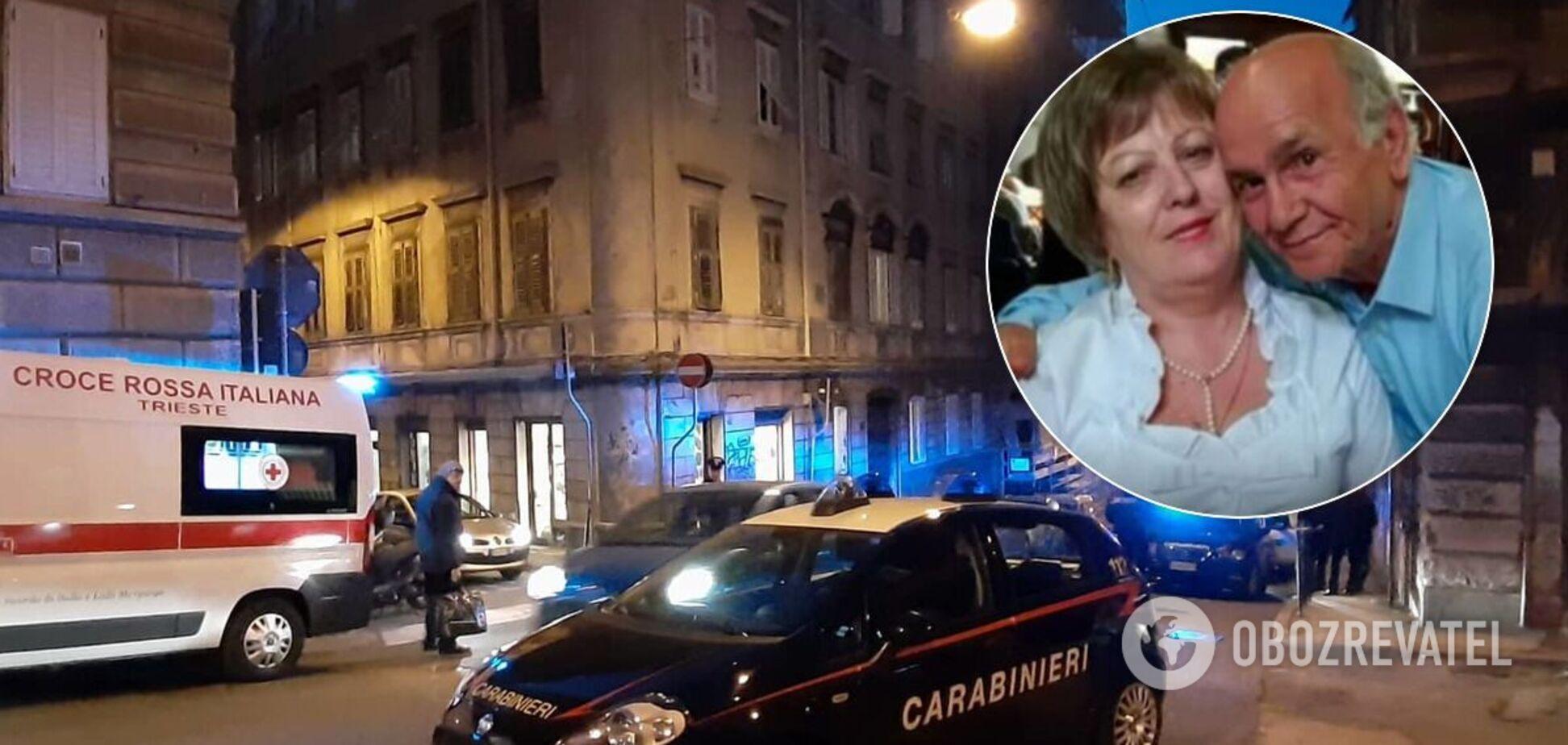 В Італії чоловік убив дружину-українку
