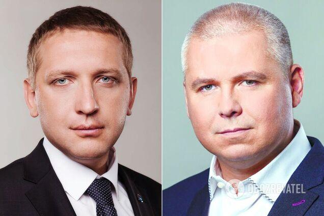 Виталий Малецкий и Дмитрий Быков стали мэрами Кременчуга и Горишних Плавней в один тур