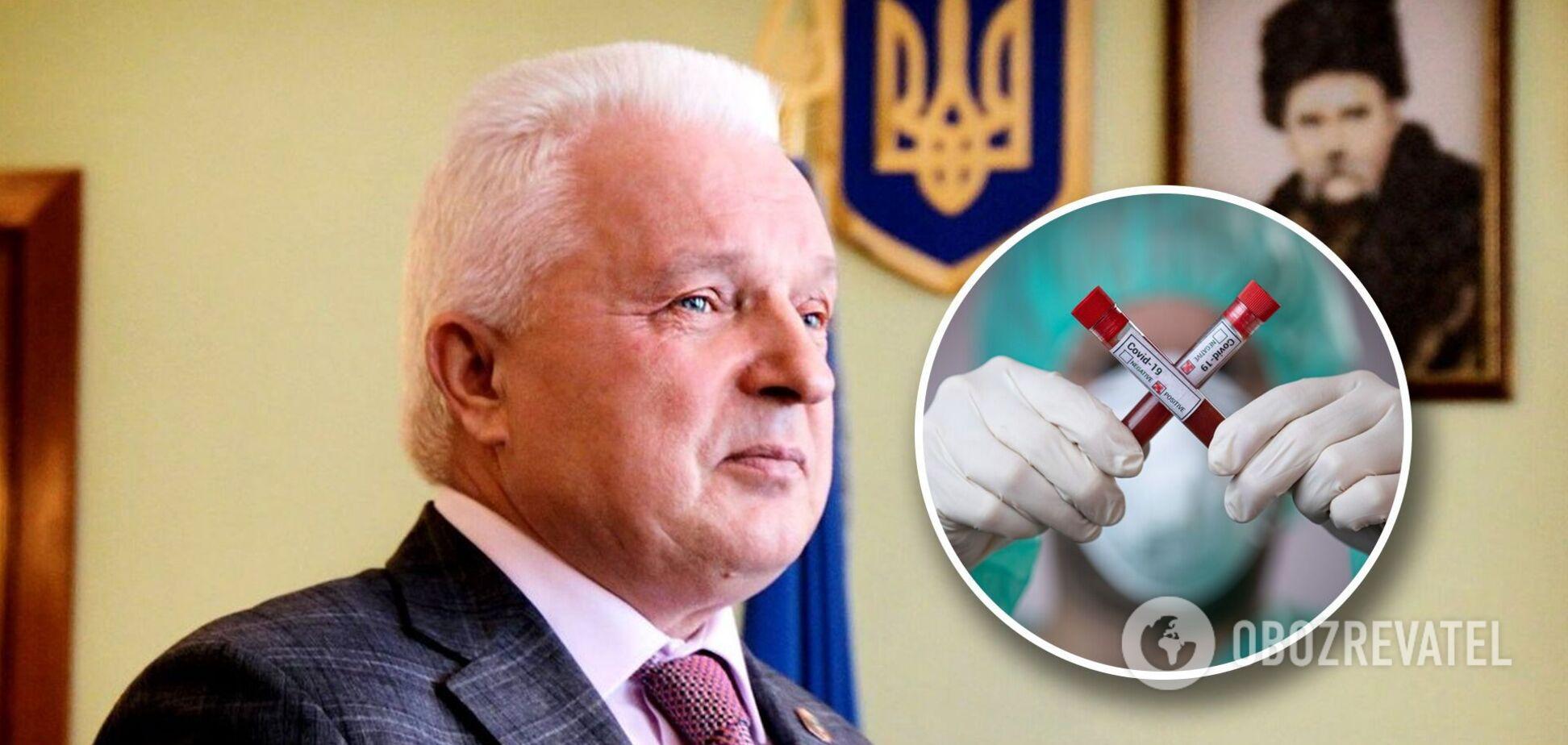 Анатолий Федорчук умер