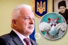Анатолій Федорчук помер