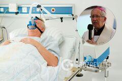 Епископ Ян Немец умер от коронавируса
