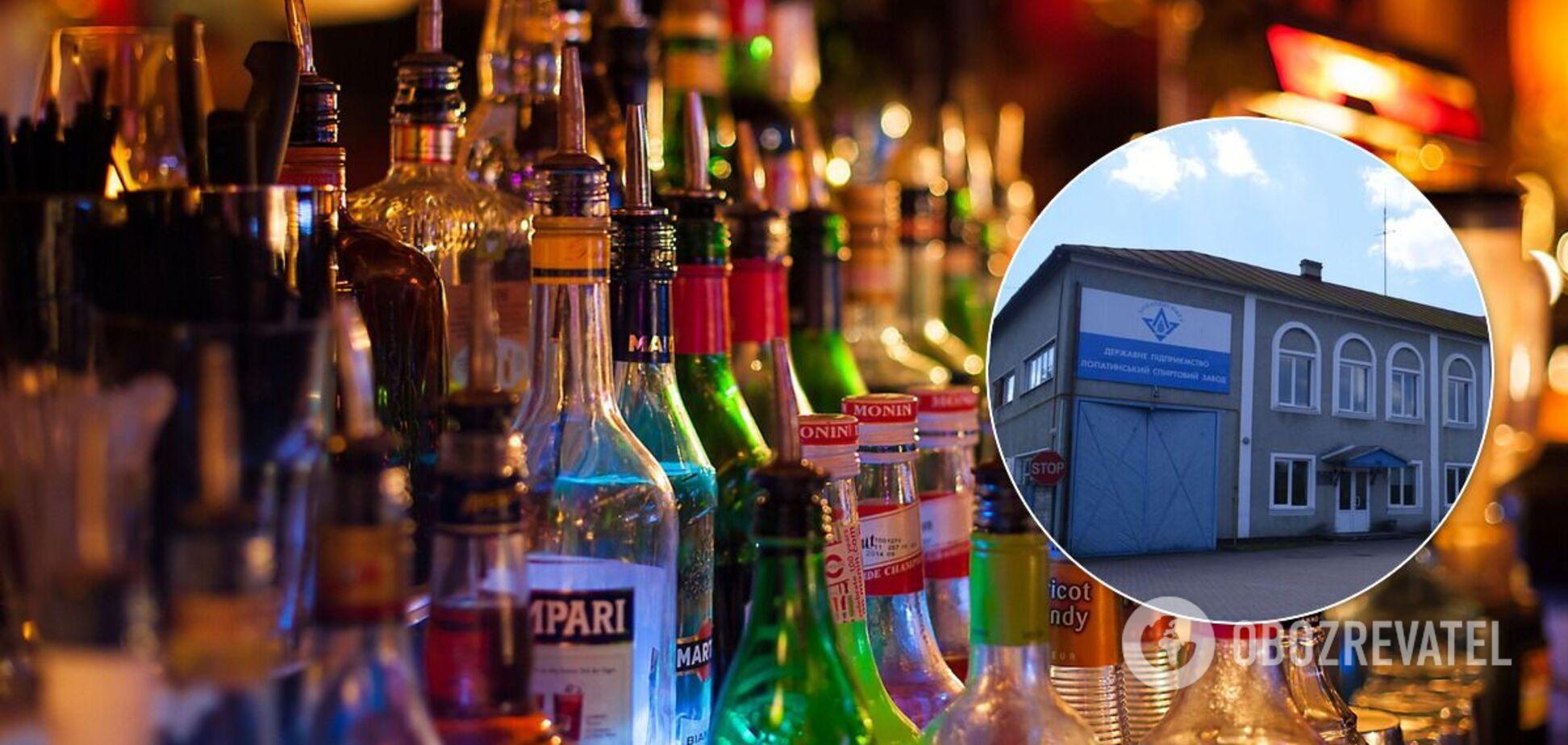 Лопатинський спиртовий завод продано