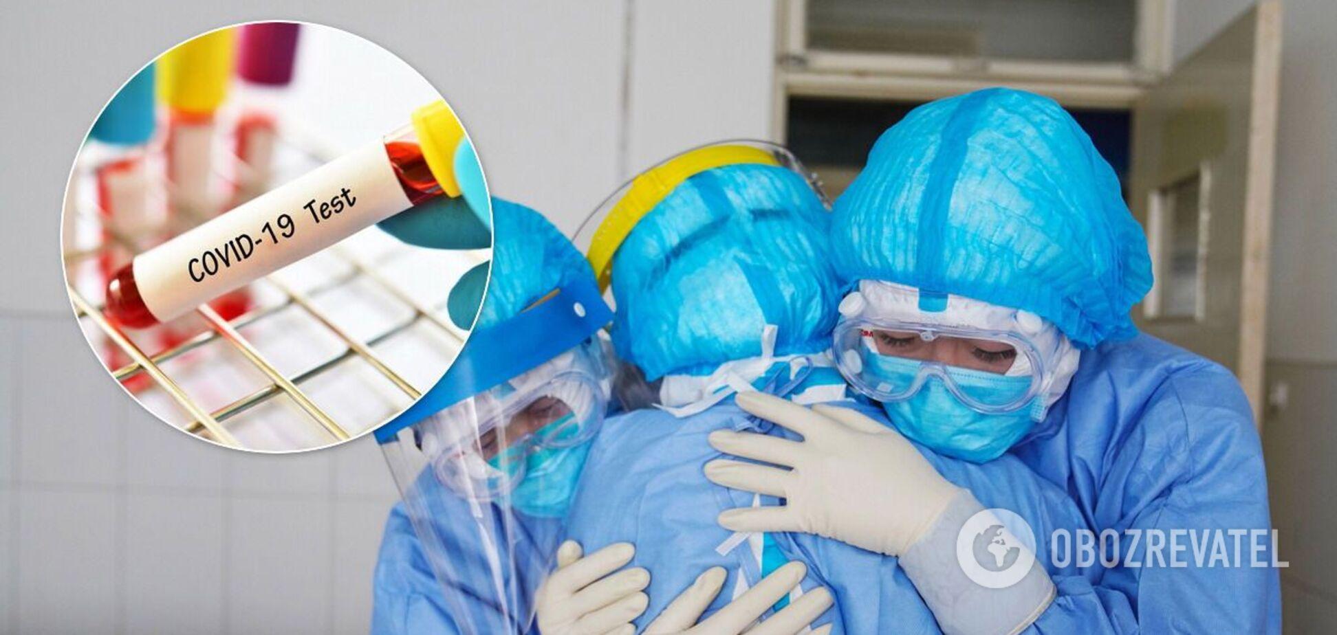На Вінниччині від коронавірусу померли медики