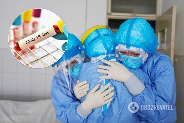 На Винниччине от коронавируса умерли медики