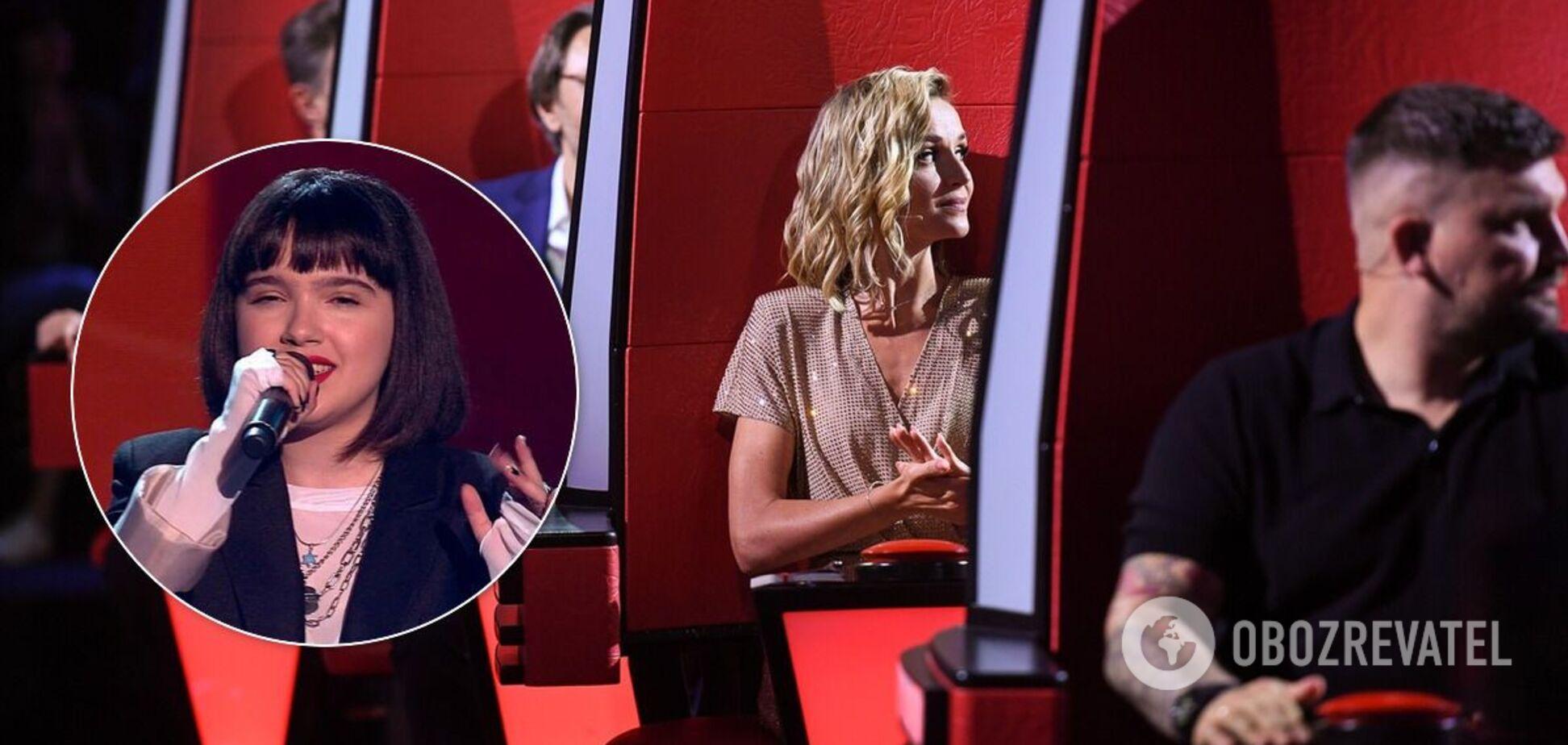В России на шоу 'Голос' вспыхнул очередной скандал из-за дочки звезды