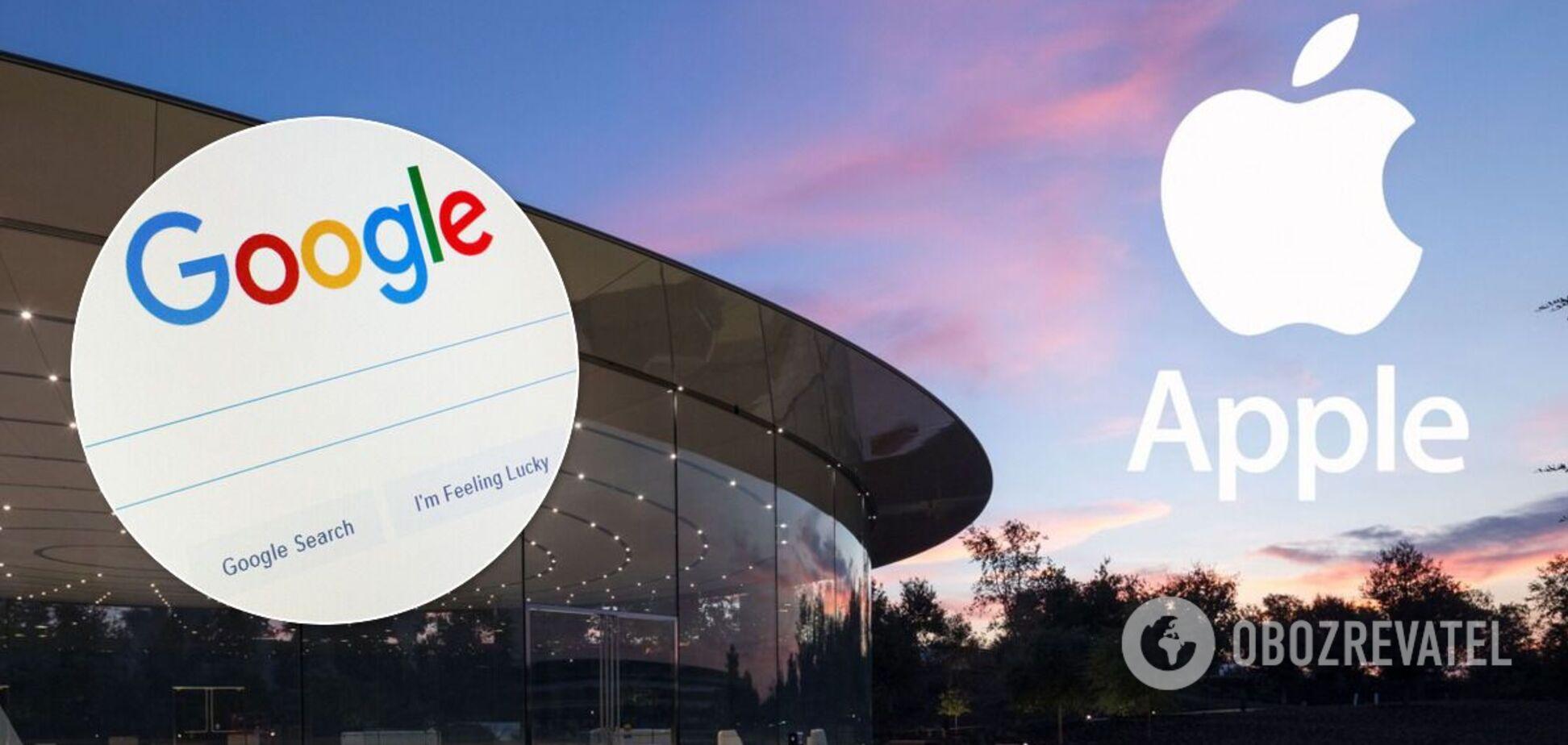 Apple створює пошукову систему, як у Google – ЗМІ