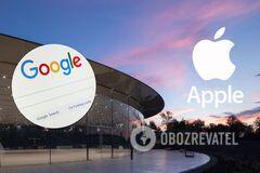 Apple создает поисковую систему, как у Google – СМИ