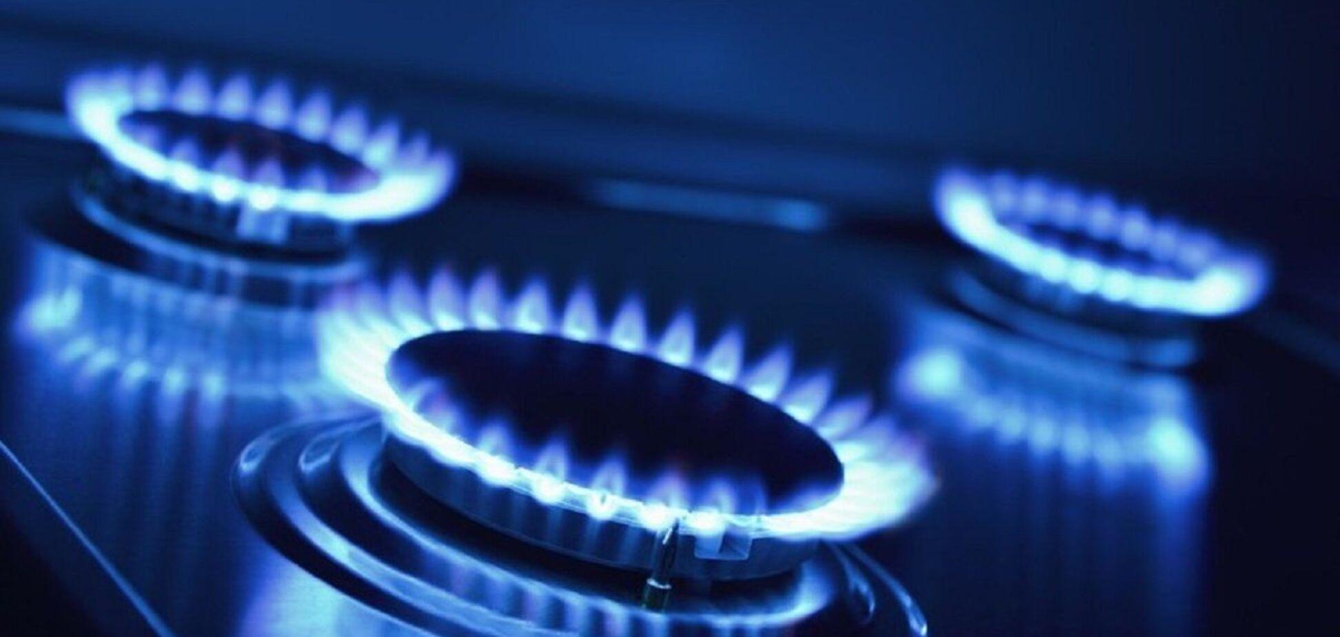 Газовые компании обнародовали цены на топливо на ноябрь