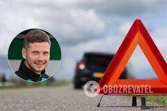 Дмитрий Кравченко устроил пьяное ДТП в Харькове