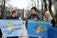 Великобритания и Словения помогут Украине в освобождении Крыма