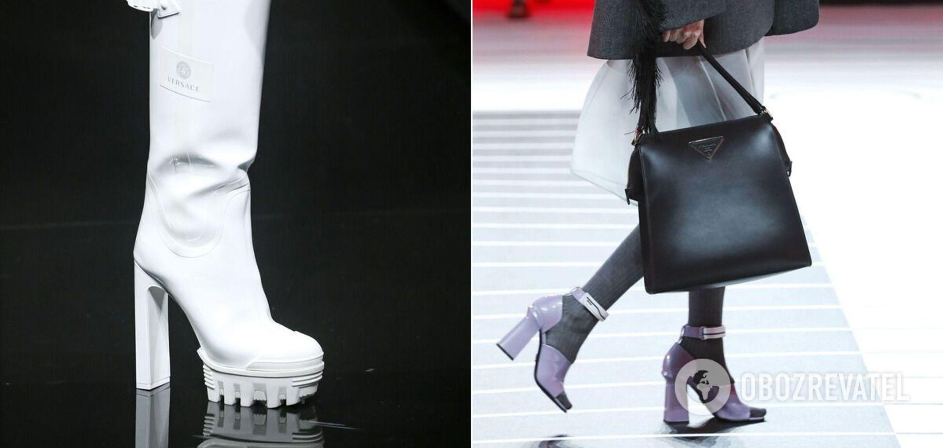 Модная обувь 2020-2021: названы лучшие варианты сезона осень-зима