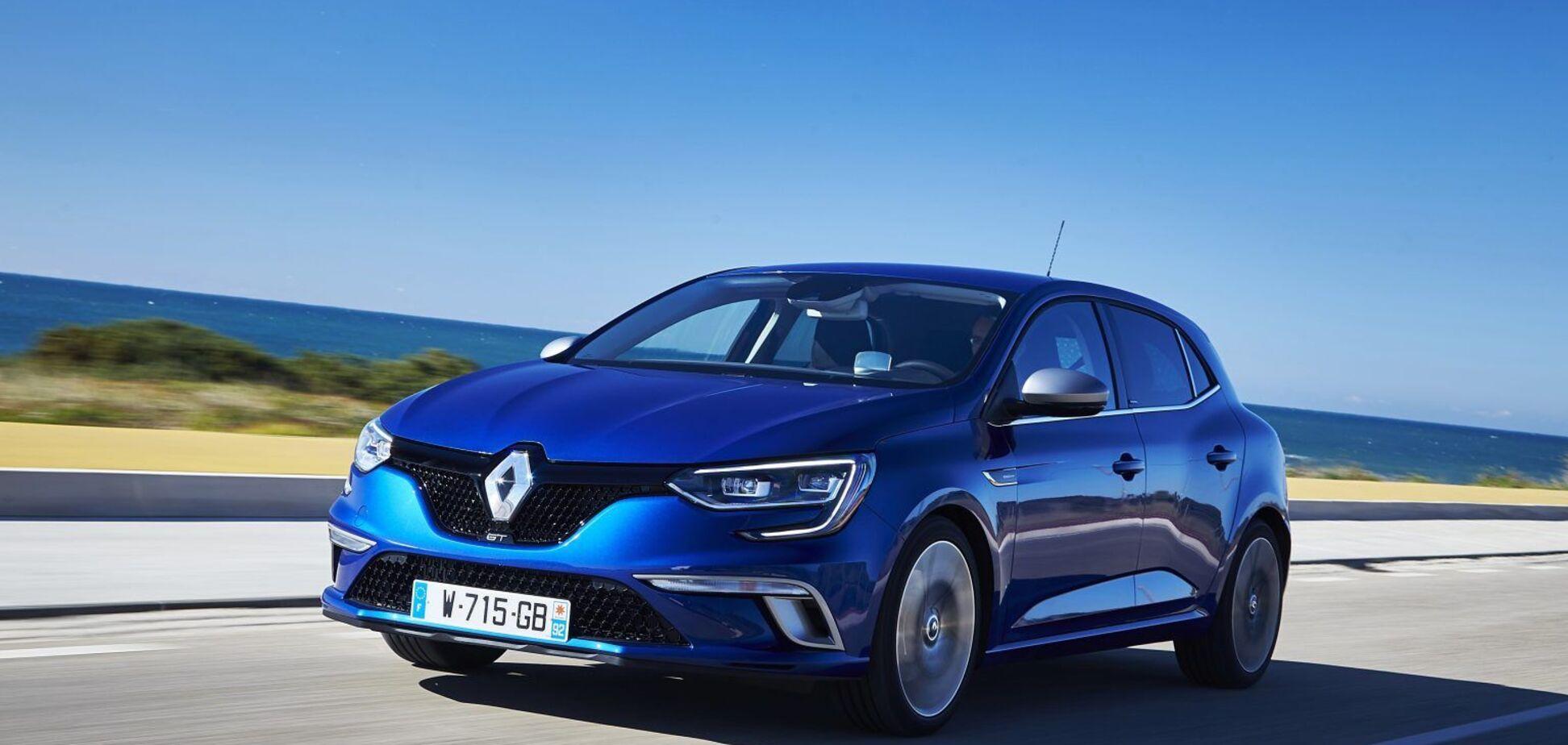 Автомобили Renault останутся без дизельных моторов