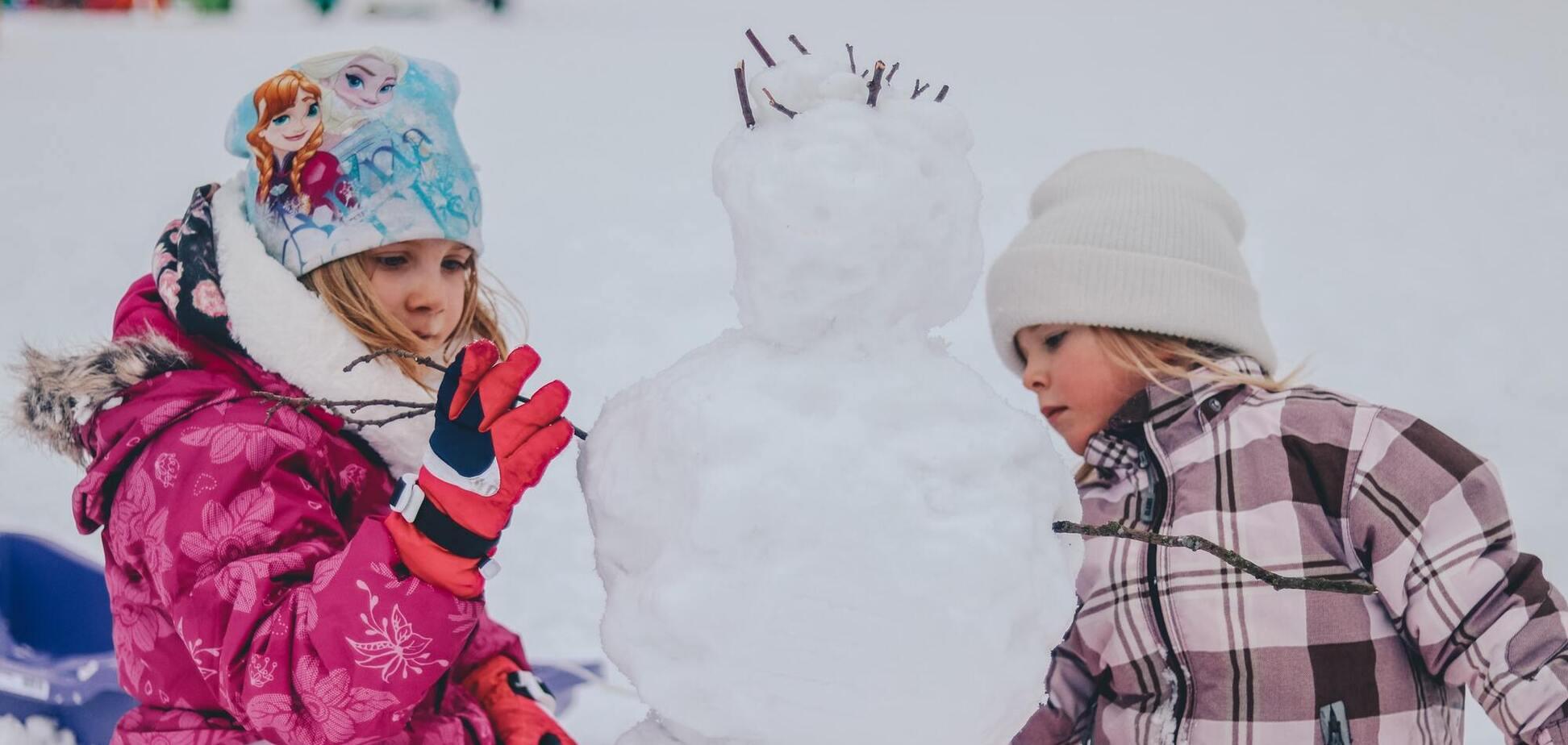 Початок зимових канікул випадає на п'ятницю, 25 грудня