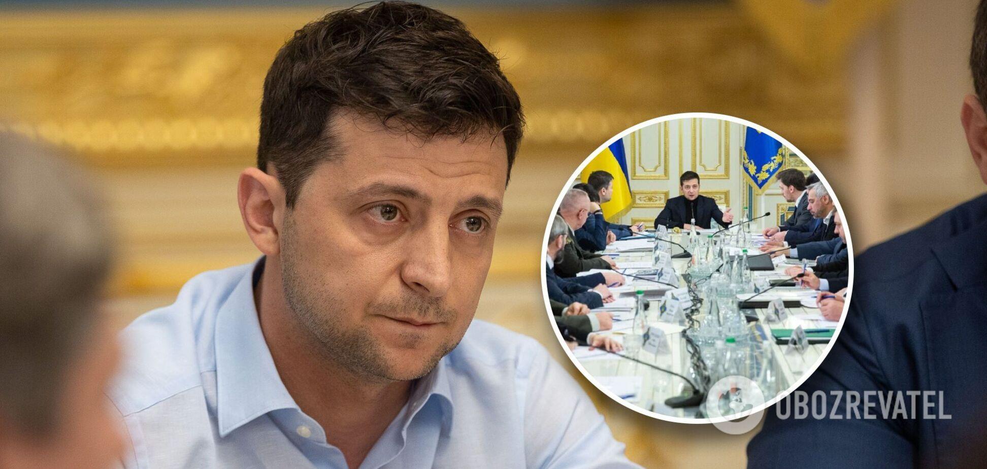 На заседании СНБО обсудят ситуацию, которая сложилась в нацбезопасности Украины