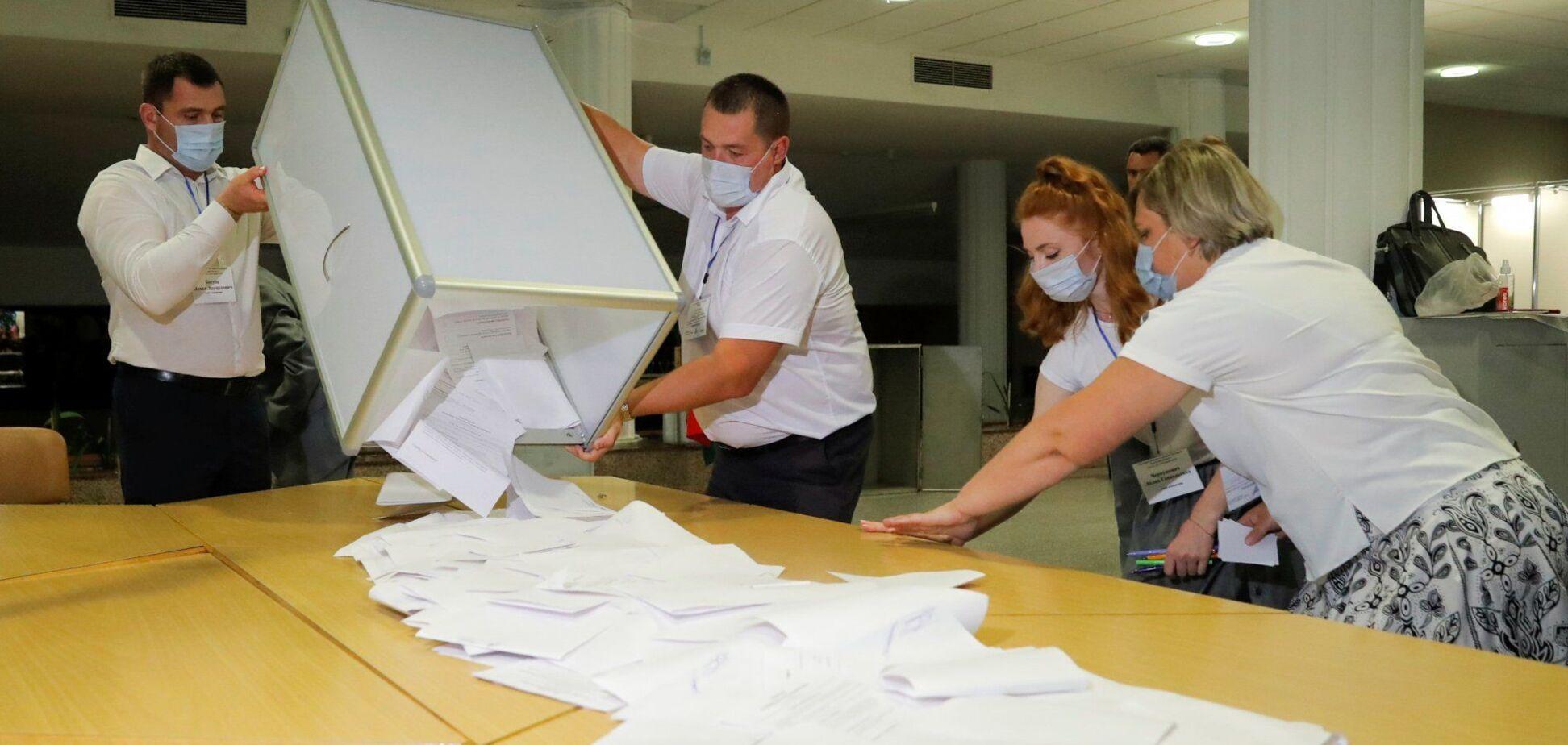 Выявлены нарушения избирательной документации