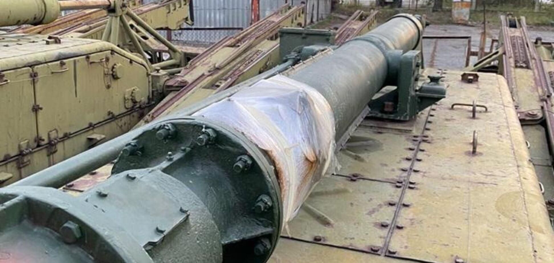 СБУ разоблачила незаконный ввоз в Украину советских зенитно-ракетных комплексов
