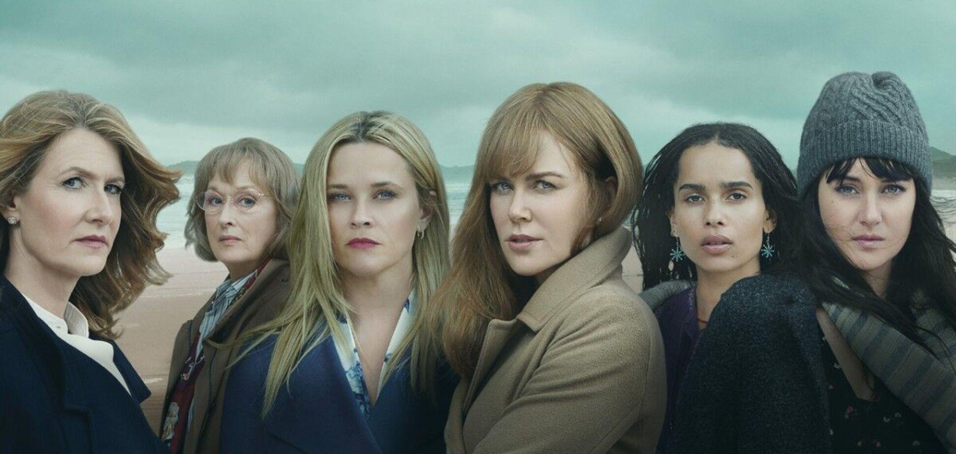 Сериал 'Большая маленькая ложь' продлен на третий сезон