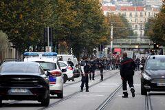 В Ницце задержали террориста с ножом
