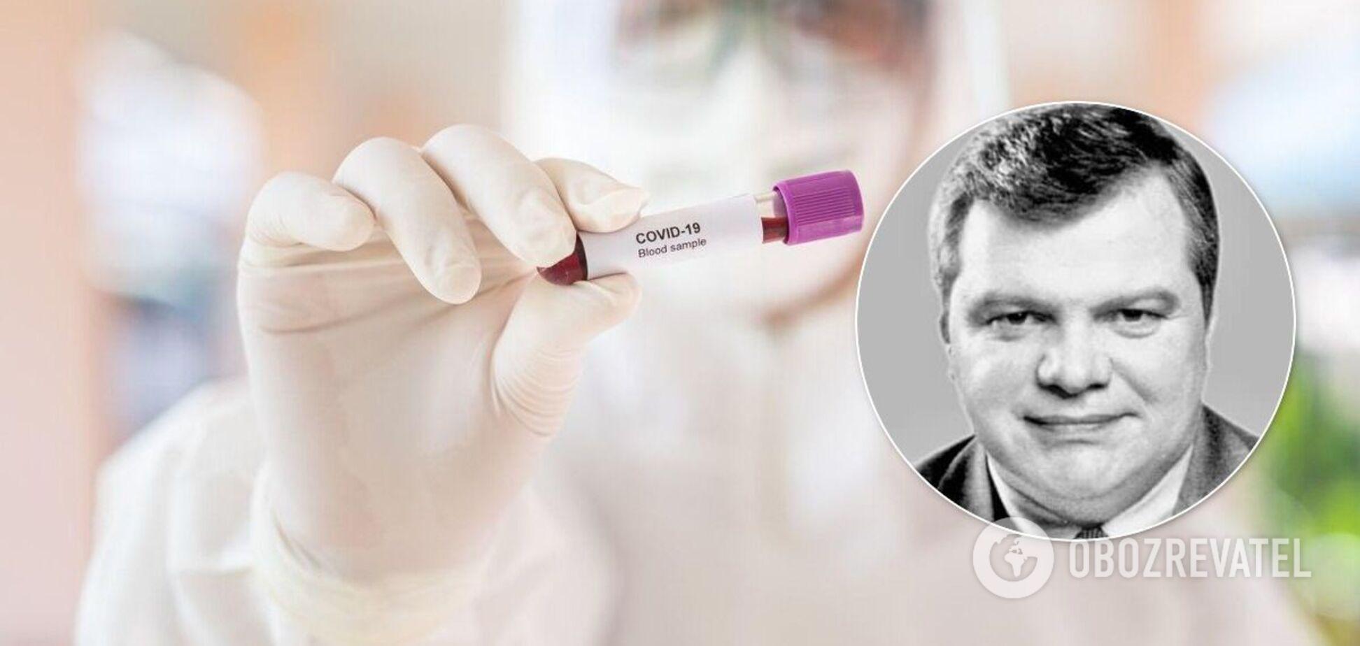 От коронавируса умер нардеп 3-го созыва Валерий Бабич
