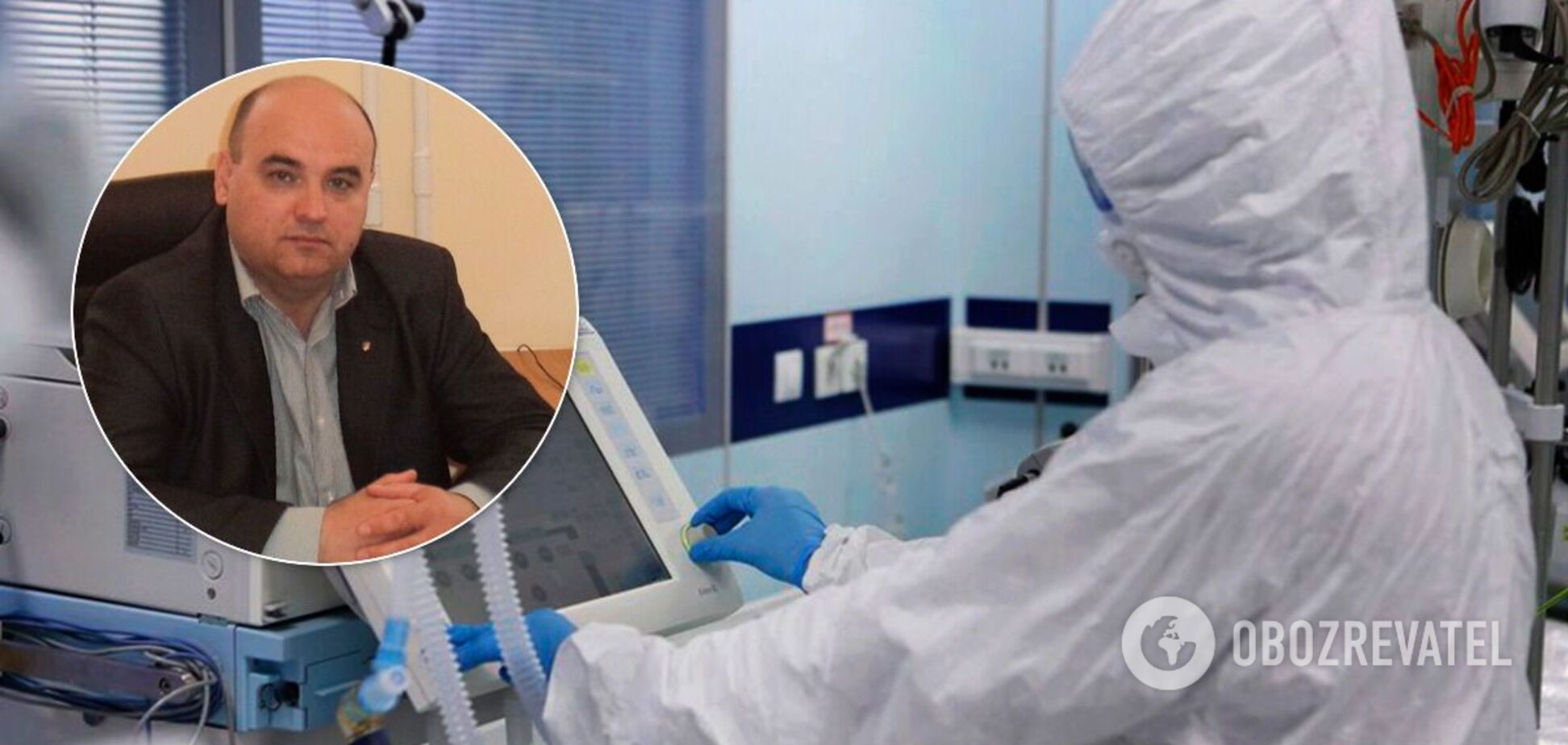 У Бондаренко диагностировали коронавирус и воспаление легких