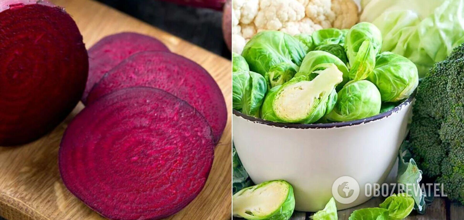 Пять незаменимых осенних овощей
