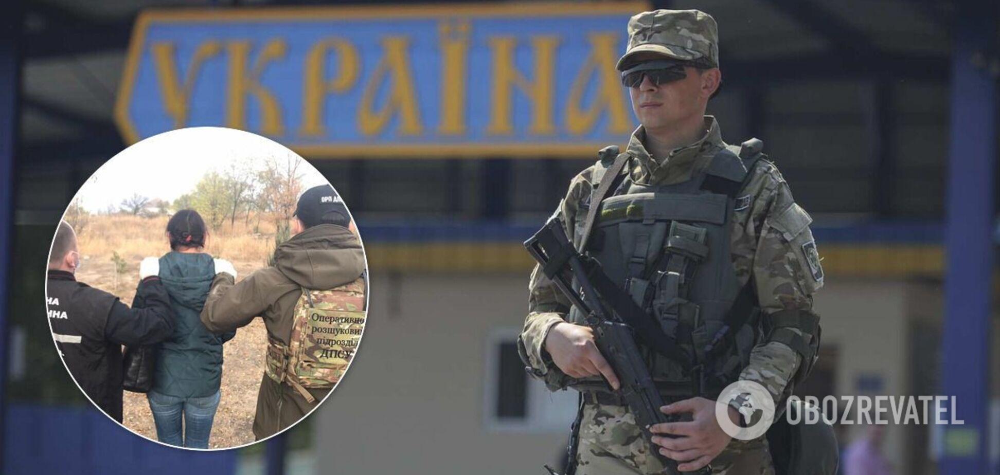 На Донбассе задержали пособницу террористов. Фото